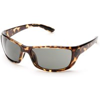 Peter Storm Womens FF Square Lifestyle Sunglasses, Brown