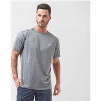 Berghaus Mens Explorer Short Sleeve Tech T-shirt  Grey