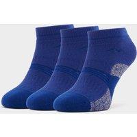 Peter Storm Boy's Midweight Trekking Sock (2 pack), Blue