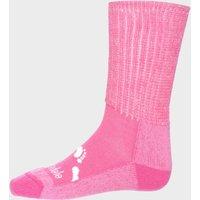 Bridgedale Junior WoolFusion Trekker Sock, Pink