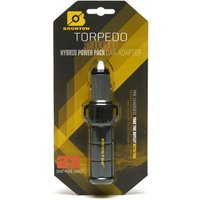 Brunton Torpedo 2800 Charger, Black