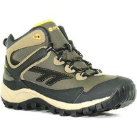 Hi Tec Mens Raider Mid Waterproof Walking Shoe, Beige