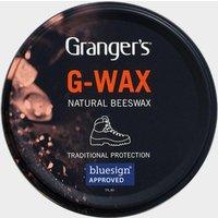 Grangers G-Wax Tin - Black, Black