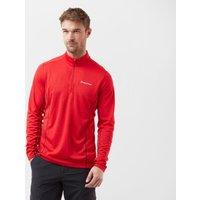 Montane Men's Dart ¼ Zip Top, Red