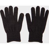 Sealskinz Mens Thermal Liner Gloves, Black