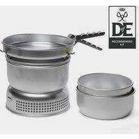 Trangia 25-1 Cooking System (3-4 Person) - Silver, Silver