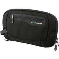 Lifeventure Document Wallet, Black