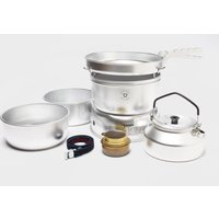 Trangia Aluminium 25-2 Cooker & Kettle, Silver
