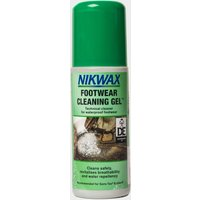 Nikwax Footwear Cleaning Gel - 125ml - Green, Green
