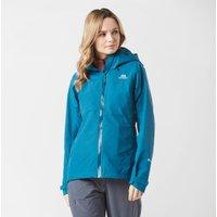 Mountain Equipment Womens Garwhal GORE-TEX Jacket - Blue, Bl