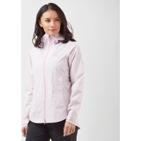 Jack Wolfskin Womens Scenic Trail Jacket - Pink, Pink