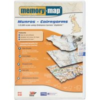 Memory Map Explorer Cairngorms CD-Rom, Assorted
