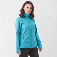 Regatta Womens Carby Full Zip Fleece - Blue, Blue
