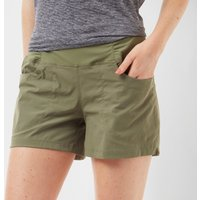 Mountain Hardwear Women's Dynama Shorts, KHK/KHK