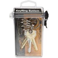 True Utility Keyring System, Silver