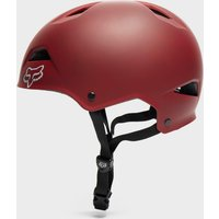 Fox Flight Sport Bike Helmet, Red