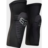 Fox Enduro Pro Knee Guard - Black/Black, Black/Black