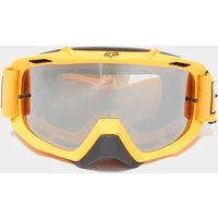 Fox Air Space Gasoline Goggles, Yellow