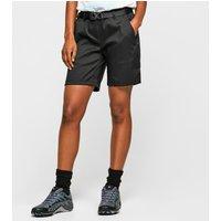 Craghoppers Women's Kiwi Pro III Shorts, Black/Black