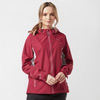 Craghoppers Womens Horizon Jacket, Red