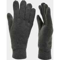 Peter Storm Unisex Thinsulate Knit Gloves, Grey