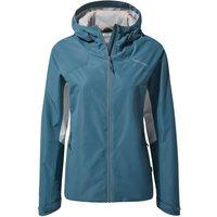 Craghoppers Womens Horizon Waterproof Jacket - Teal, Teal