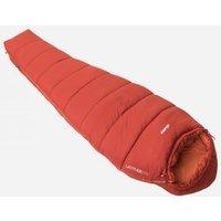 Vango Latitude 400 Sleeping Bag, Red