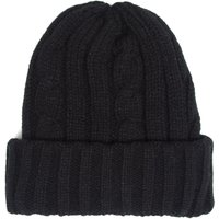 Peter Storm Womens Thinsulate Beanie Hat, Black