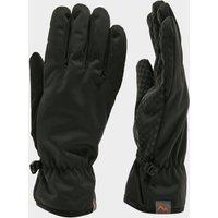 Peter Storm Mens Active Waterproof Gloves, Black