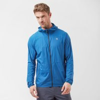 Mountain Hardwear Men's Kor Preshell Hooded Jacket, Blue
