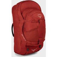 Osprey Farpoint 70L Travel Rucksack (M/L), Red