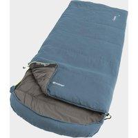 Outwell Campion Lux Single Sleeping Bag, BLU/BLU