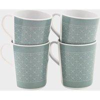 Outwell Blossom Mug Set, LBL/LBL
