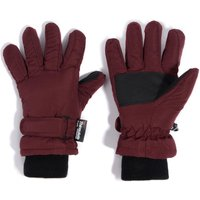 Peter Storm Kids Microfibre Waterproof Gloves, Red