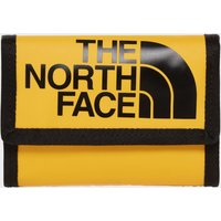 The North Face Base Camp Wallet, Yellow