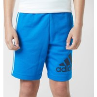 Adidas Kids' Must Haves Training Shorts, Blue