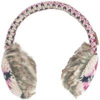 Kusan Womens Earmuffs, Pink
