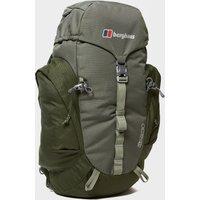 Berghaus Arrow 30L Backpack, Khaki/GRN
