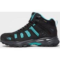 The North Face Women's Sakura GORE-TEX Mid Walking Shoe, Black