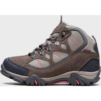 Hi Tec Girl's Renegade Waterproof Walking Boots, MGY/MGY
