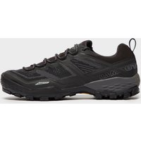 Mammut Men's Ducan Low GORE-TEX Hiking Shoes, Black
