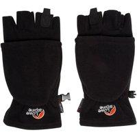 Lowe Alpine Turbine Convert Mitten Gloves, Black