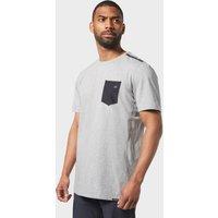 Didriksons Men's Denny T-Shirt, Grey