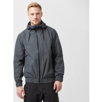 Didriksons Men's Mikkel Hooded Jacket, Grey