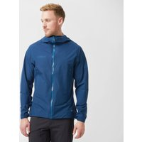 Mammut Men's Masao Light Hooded Jacket, Navy