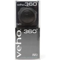 Veho 360 M1 Portable Capsule Speaker, Black