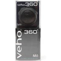 Veho 360 M1 Portable Capsule Speaker, Black