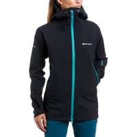 Montane Womens Direct Ascent eVent Jacket, Navy