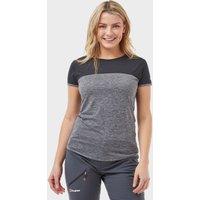 Berghaus Voyager Short Sleeve Tech T-shirt, Grey
