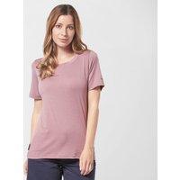 Brasher Womens Thirlmere T-shirt  Pink